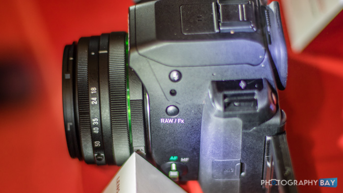 Pentax Prototypes at CES 2015-12