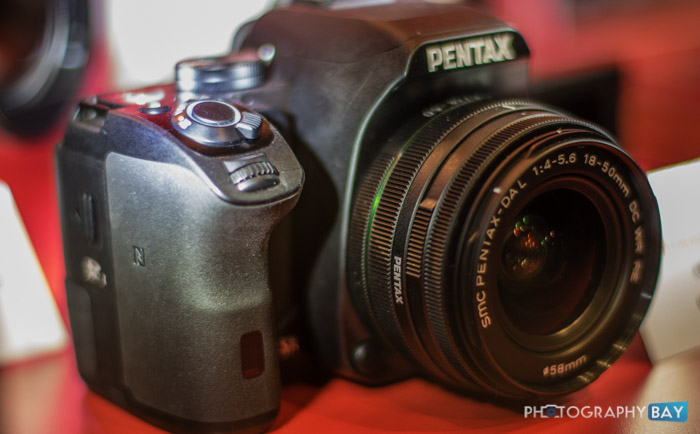 Pentax Prototypes at CES 2015-14