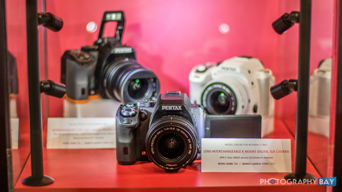 Pentax Prototypes at CES 2015-4