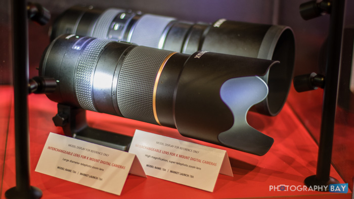 Pentax Prototypes at CES 2015-5