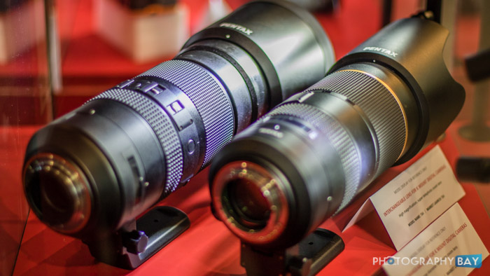 Pentax Prototypes at CES 2015-6