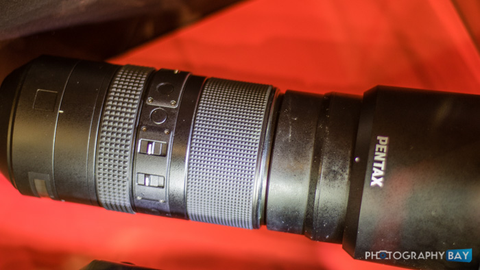 Pentax Prototypes at CES 2015-7