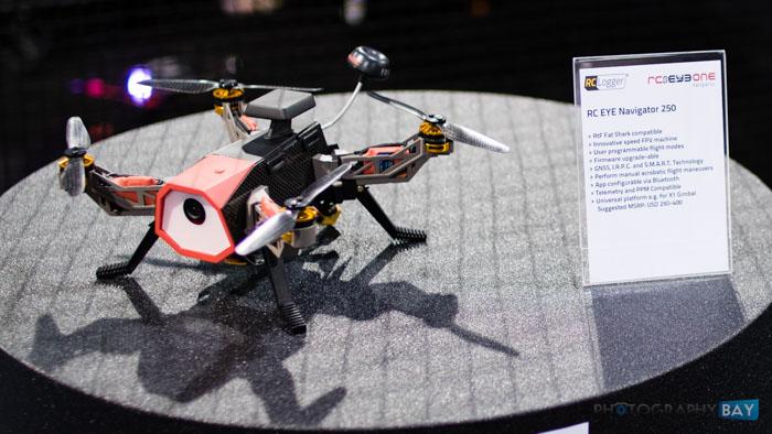 RC Logger Drones