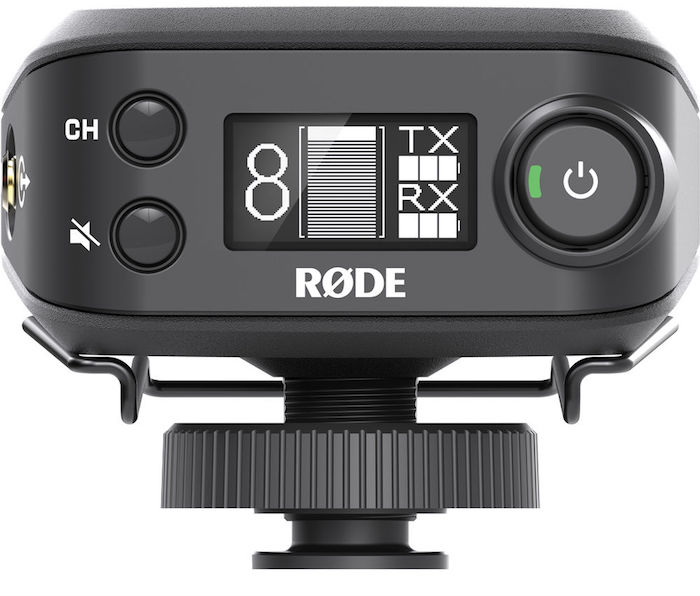 RodeLink Wireless Filmmaker Kit Receiver