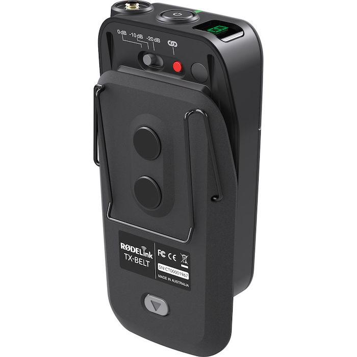 RodeLink Wireless Filmmaker Kit Transmitter