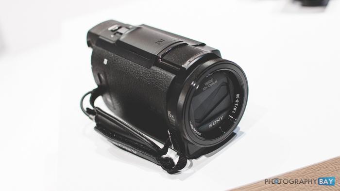 Sony FDR-AX33-3