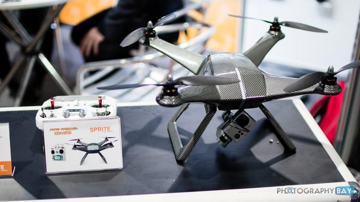 Sprite Drone