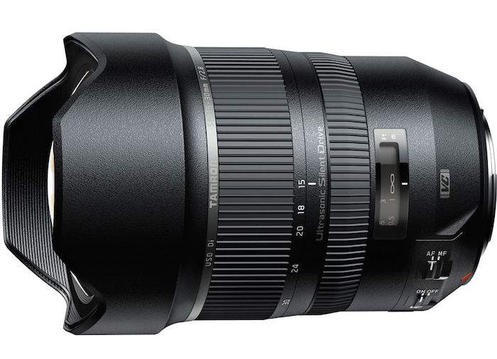 Tamron SP 15-30mm f2.8 Di VC Lens