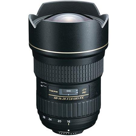 Tokina 16-28mm Lens