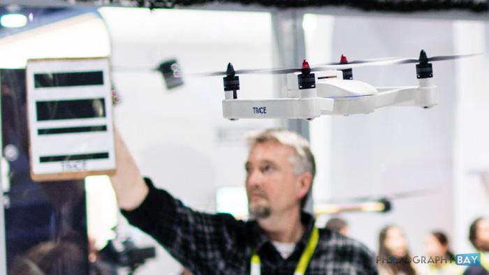 Trace Drone