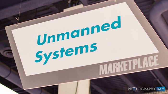 Unmanned Systems at CES 2015