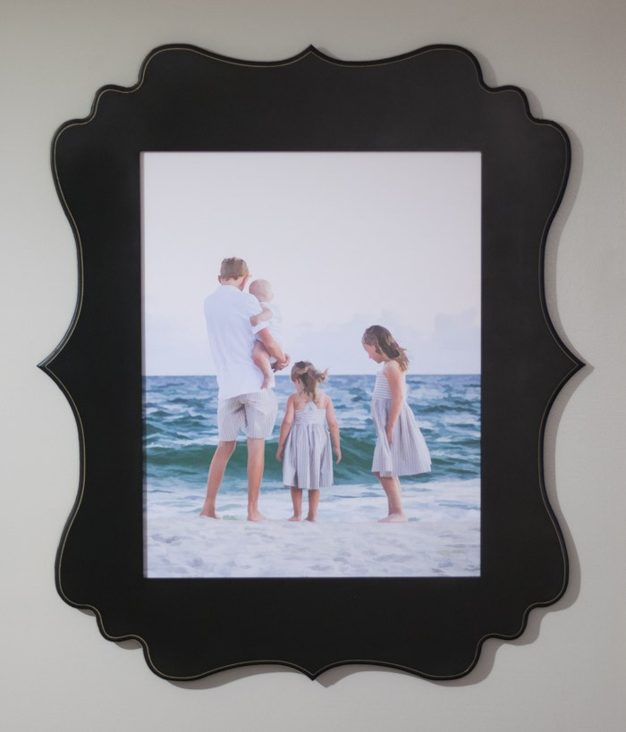 Beach Pic Canvas-3