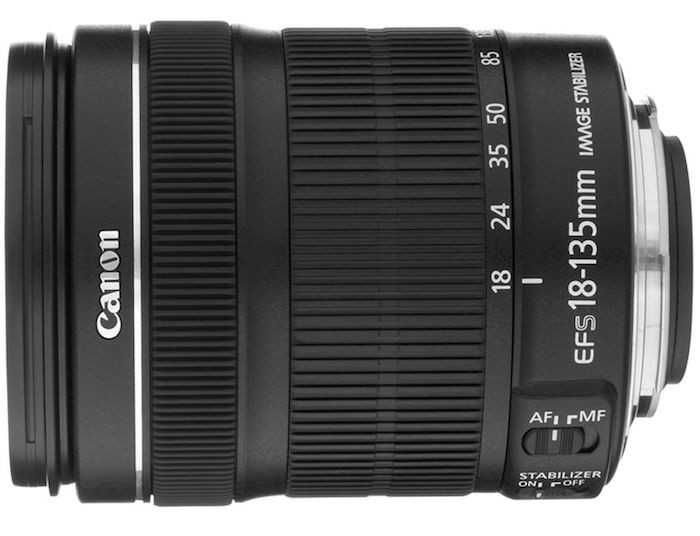 Canon 18-135mm IS STM Lens