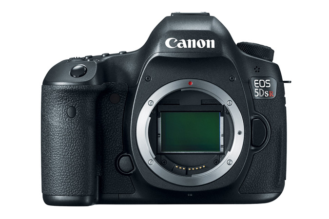 Canon 5Ds R body