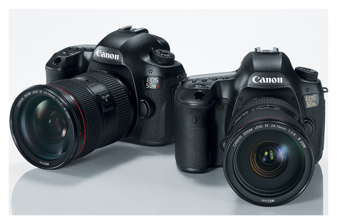 Canon 5Ds and 5Ds R