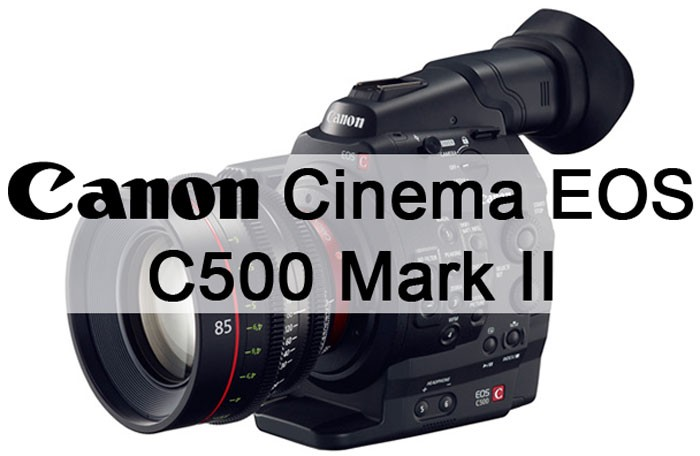 Canon-C500-Mark-II
