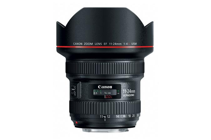 Canon EF 11-24mm f4L USM-2