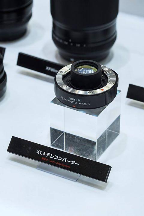Fuji 1.4x Teleconverter