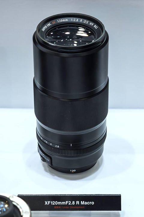 Fuji 120mm f.28 R Macro