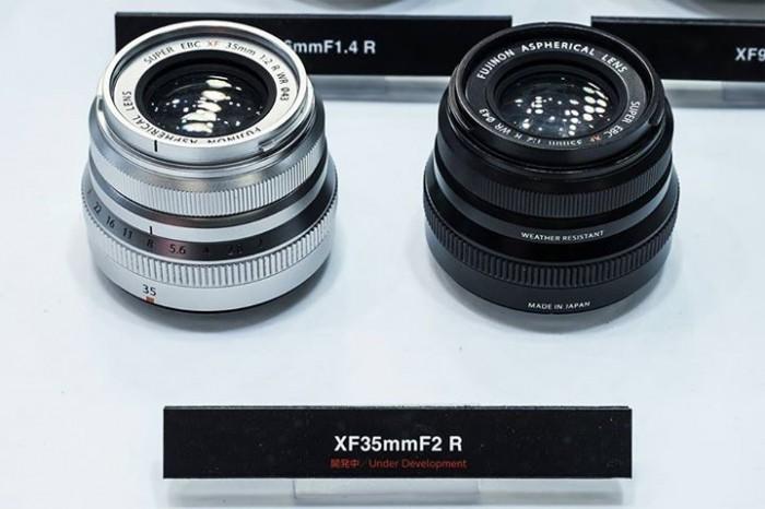 Fuji Shows Off New X-Series Lenses at CP+