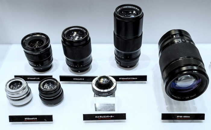 Fuji Lenses Full Resolution