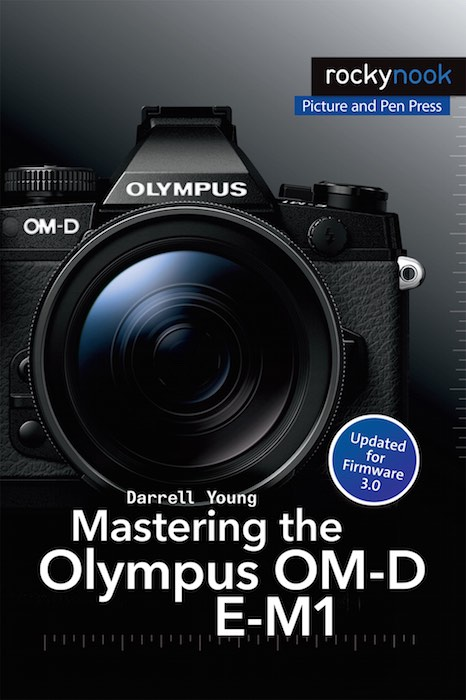 Mastering-the-Olympus-OM-D-E-M1 Book