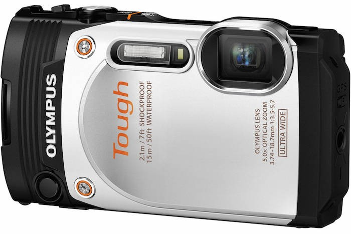 Olympus Stylus Tough TG-860 white
