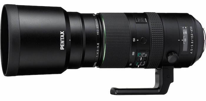 Pentax 150-450mm Lens