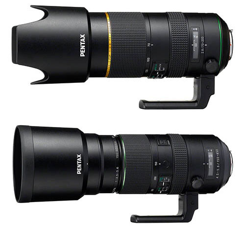 Pentax-70-200mm-and-150-450mm-Lenses