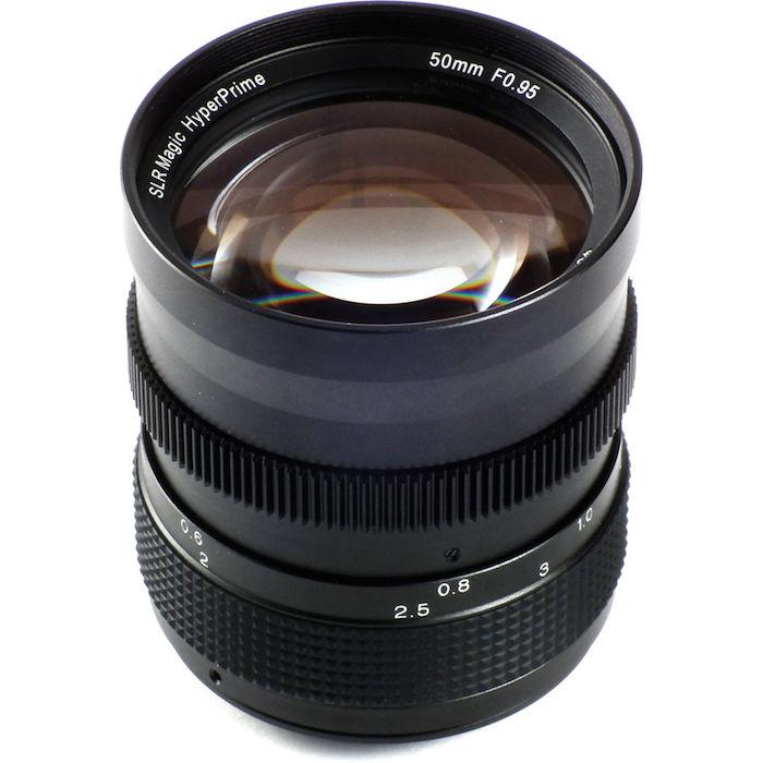 SLR Magic f0.95 Hyperprime Lens