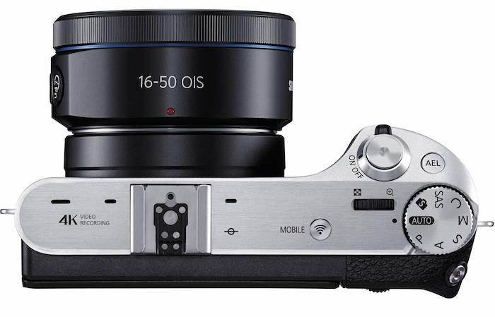 Samsung NX500-6
