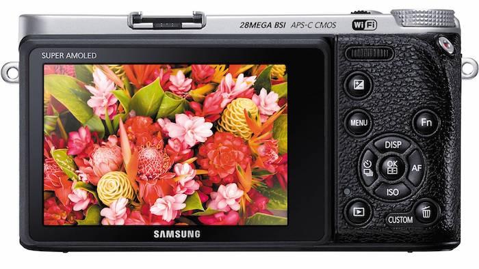 Samsung NX500-7