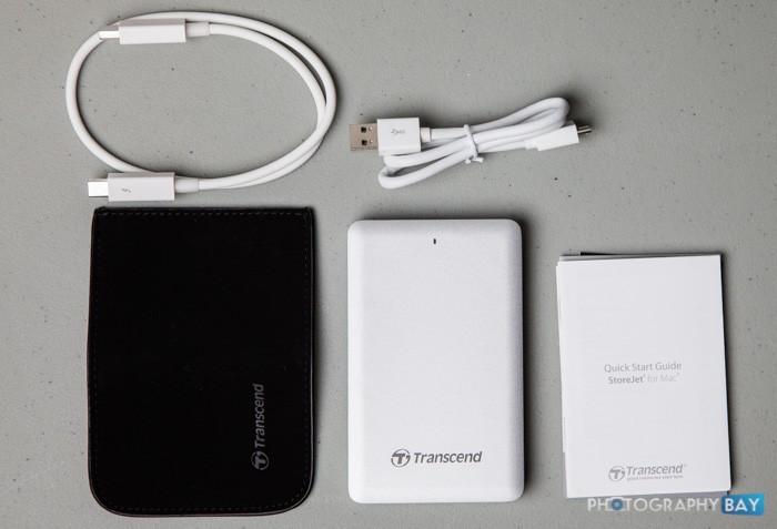 Transcend StoreJet 500 External SSD Drive-2