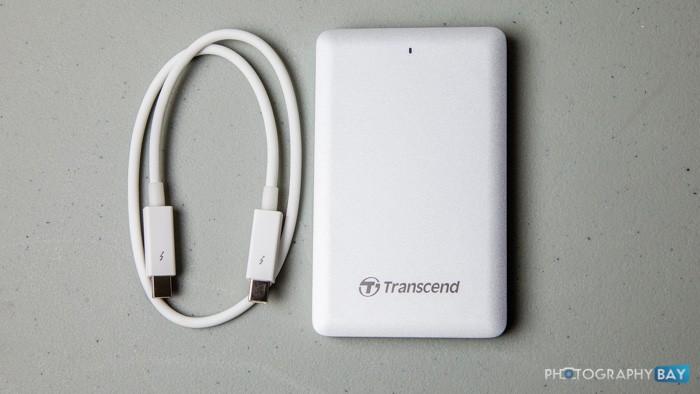 Transcend StoreJet 500 External SSD Drive-5