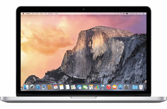 13.3 MacBook Pro Retina 2015 Model