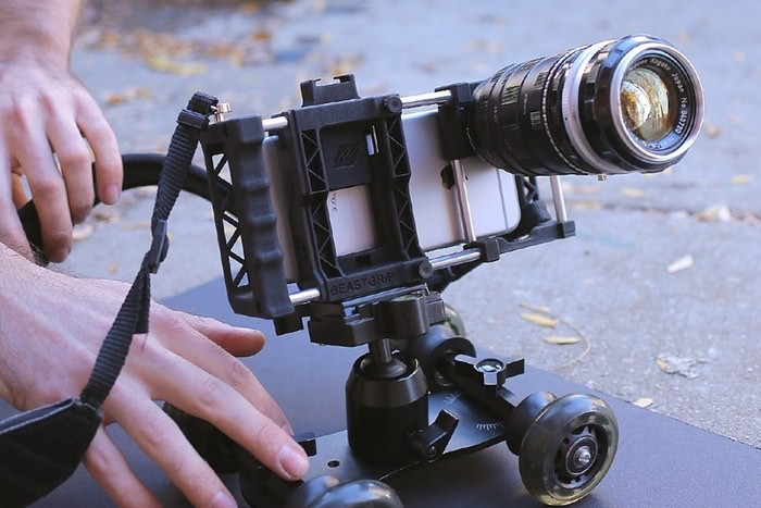 Beastgrip Pro with Lens 1