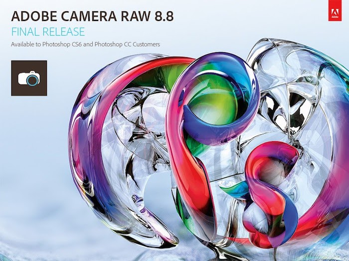 Camera Raw 8.8