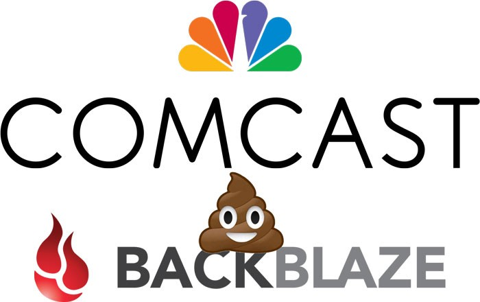 Comcast-Poops-on-Backblaze
