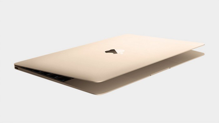MacBook 2015 closed