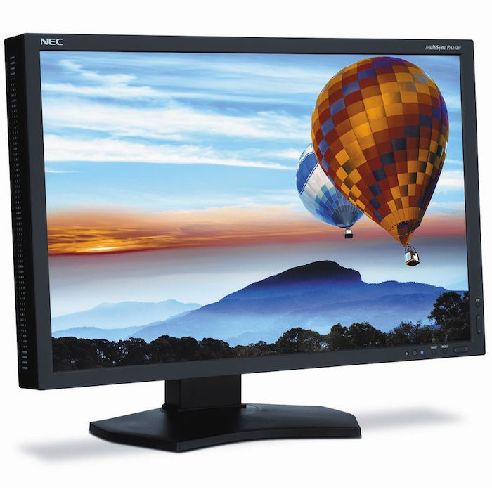 NEC PA242 Wide Gamut 24 Inch LED Monitor