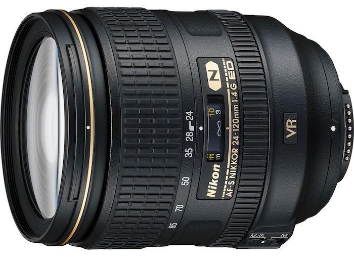 Nikon 24-120mm Lens