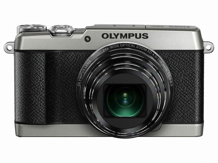 Olympus Stylus SH-2 front