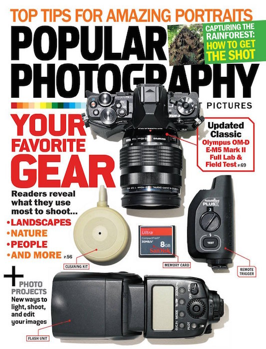 Popular Photography Deal March 2015