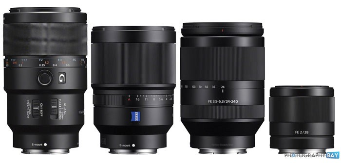 Sony-Full-Frame-Lenses