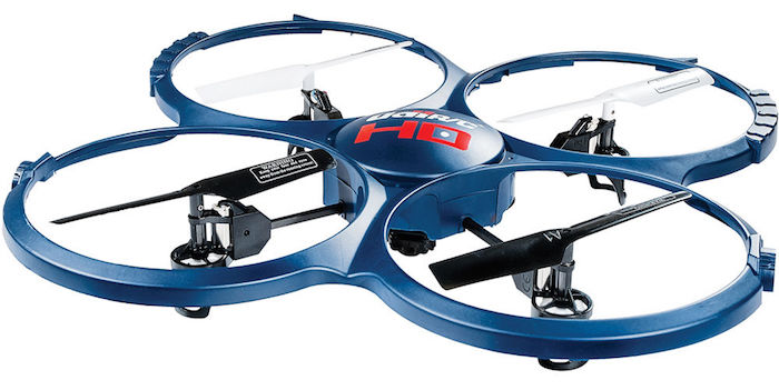 UDI Discovery HD Quadcopter