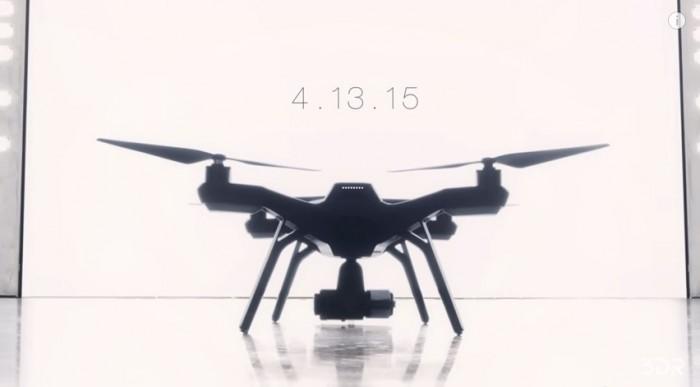3D Robotics NAB 2015 Teaser
