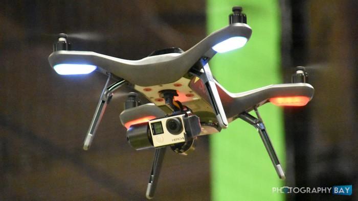 3D Robotics SOLO Drone-2
