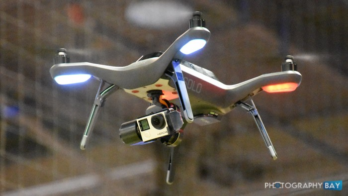 3D Robotics SOLO Drone-3