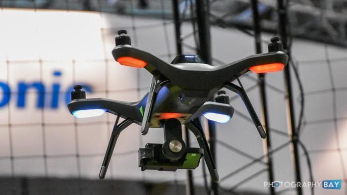 3D Robotics SOLO Drone-6