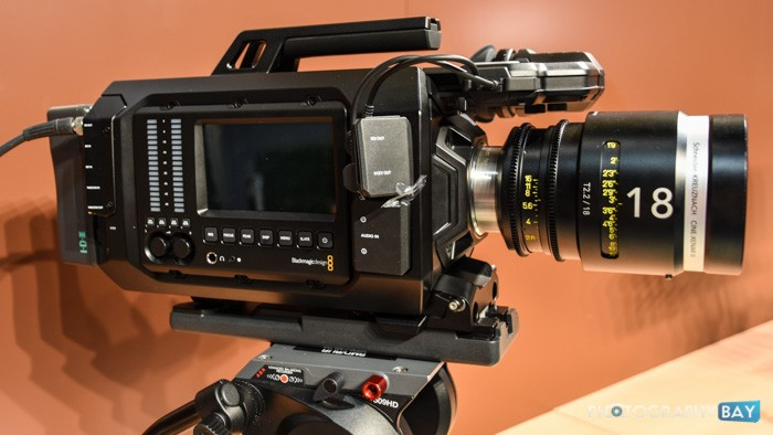 Blackmagic URSA 4.6K-2